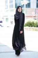 Havin Pantalon Tunik Takım Siyah