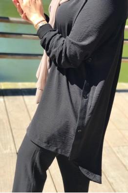 Nelli Takım Siyah