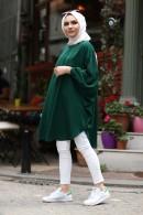 Salaş Tunik Yeşil