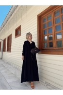 Helin Tunik Elbise Siyah